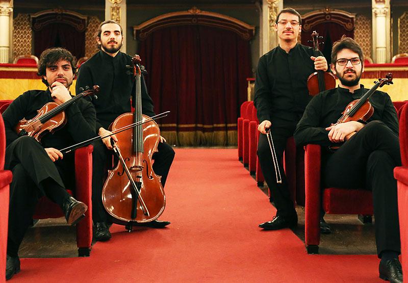 Cesar Franck Quartet